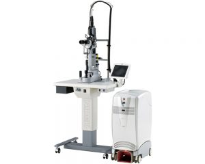 Multicolor Scan Laser Photocoagulator MC-500 Vixi