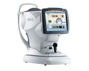 Refractive Power / Corneal Analyzer OPD-Scan III vs